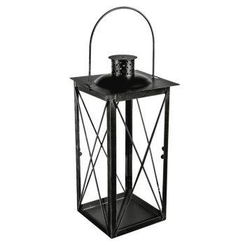 Decoratiune-felinar-negru-14-37-cm