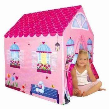 cort-de-joaca-pentru-copii-casuta-roz-1